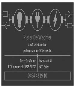 Pieter De Wachter
